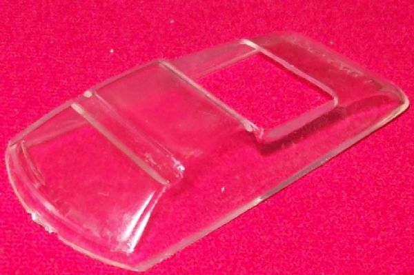Dinky Toys 108 Sams Car Clear plastic Window unit